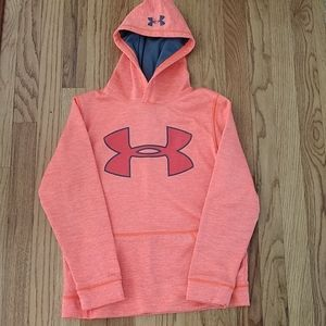Under Armour boys / girls storm hoodie